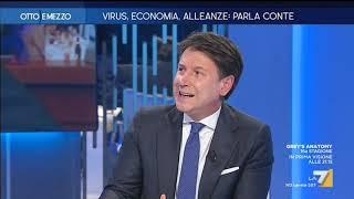 Giuseppe Conte a Otto e mezzo 23/11/2020 (INTEGRALE)