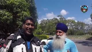 WORLD RIDE 2017 || EP 174 ||  Australia's First Sikh Temple, Woolgoolga