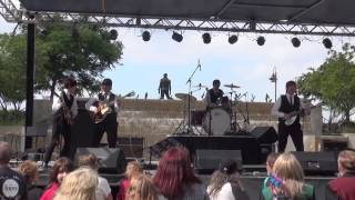 Sweet Little Sixteen by Studio Two (Beatles tribute) at AROTR 2015