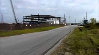 Jimmy Buffet new casino under const, Biloxi.wmv