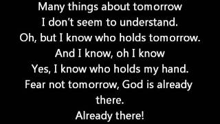 The Collingsworth Family - Fear Not Tomorow (with lyrics)