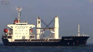 ASIAN POWER Bulk Carrier バラ積み船 関門海峡 2014-NOV