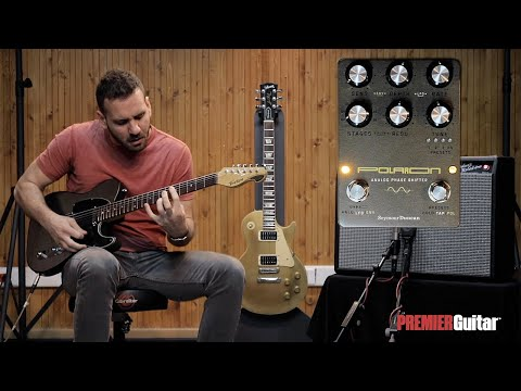 Seymour Duncan Polaron - First Look