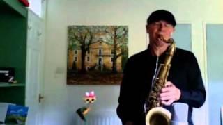 Mix - All of me - Ian Boyter Tenor Sax