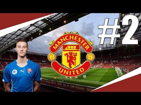 FIFA 18  Manchester United   Začátek Ligy a Pohár+SOUTĚŽ!   Xbox One   CZ/SK