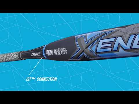 2019 Louisville Slugger XENO Fastpitch Softball Bat Lineup