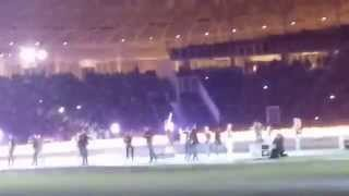 preview picture of video 'Debrecen Nagyerdei Stadion Megnyitás Tóth Gabi'