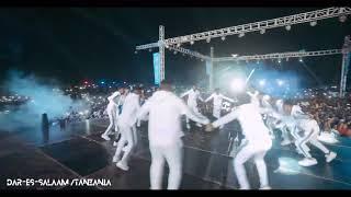 Diamond Platnumz  - Perfoming live at Wasafi festival 2019 DAR ( BABALAO)