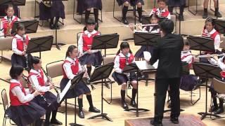 小学校部門No31 いわき市立植田小学校/<b>もののけ姫セレクション</b>/第22回日本管楽合奏コンテスト