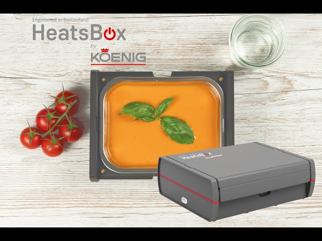 Heatsbox by KOENIG