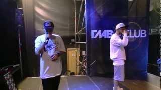 Hip Hop All Stars 2012. Видеоотчет @Alina_Pasok