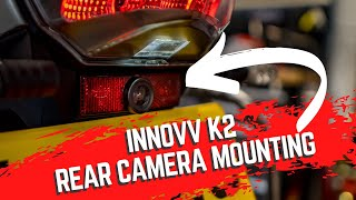 A New Position to Mount the INNOVV K2 on BMW R1200GS Adventure Rallye
