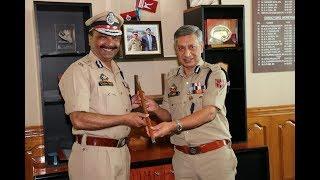 Dilbag singh takes over as new J&K police chief