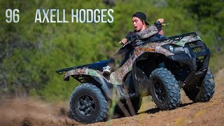 Axell Hodges - Slaying On The Quad