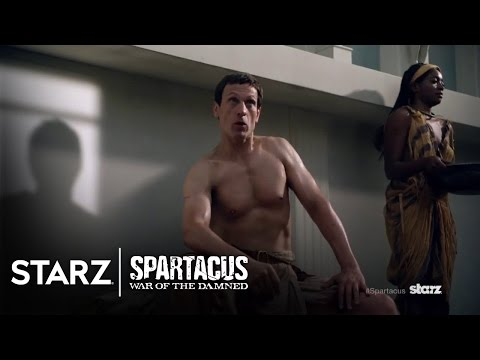 Spartacus Season 3 (Promo 'The Romans')