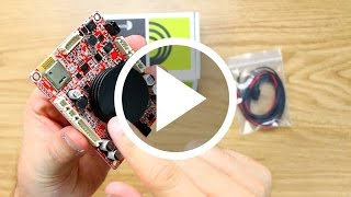 Dayton Audio KAB Bluetooth Boards Unboxing