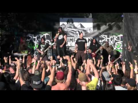 "SHORT FUSE - ""Fuck The World"" - Rockstar Mayhem Festival"