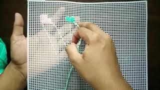 Cross Stitching - Remove Stitches