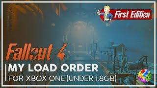 fallout 4 xbox one mods load order guide - TH-Clip