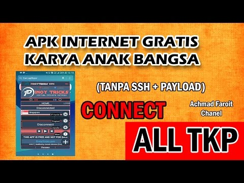 Video Cara Internet Gratis Dengan Apk Pinoytricks Vpn