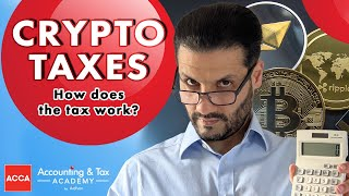 How are Cryptocurrencies taxed (UK) Bitcoin +