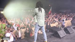 "Chronixx ""Likes""  Live  SNWMF CA 2017"