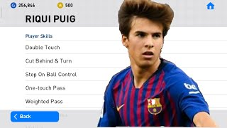 Psycho Gaming - Riqui Puig Scout | Pes 2019 Mobile | Psycho
