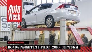 Honda Insight 1.3 L-Pilot - 2010 - 321.726 km - Klokje Rond
