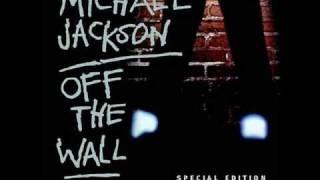 "Michael Jackson's ""Off the Wall"" With Lyrics"