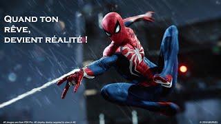 VR IMMERSIF «dans la peau de spiderman»