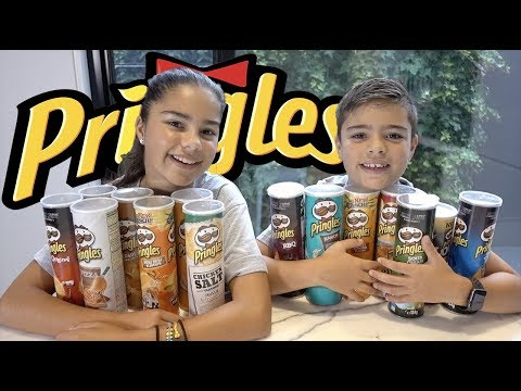 Pringle Challenge | Grace's Room