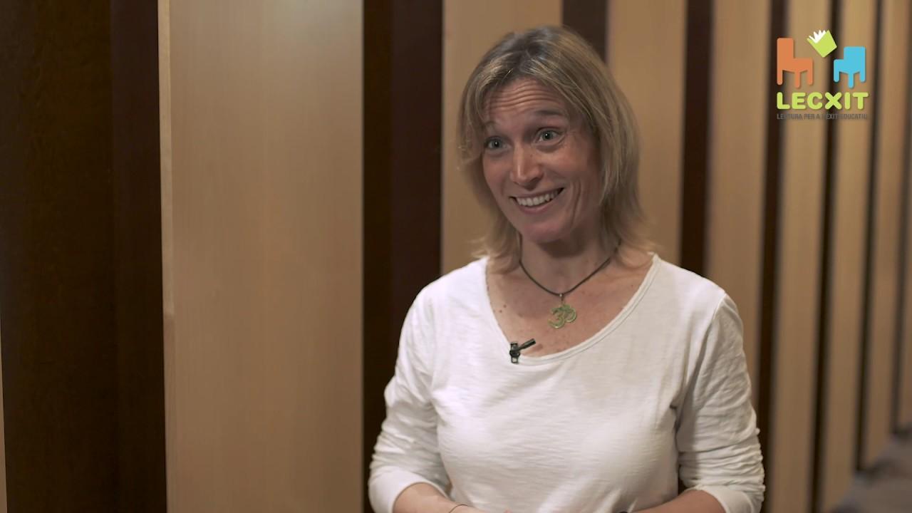 Entrevista a Susana Nebot - Jornada LECXIT