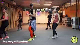 ZUMBA Rombai   Me Voy (Official Video Remix)