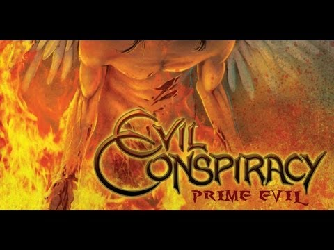 Evil Conspiracy | Prime Evil [Lyric Video] online metal music video by EVIL CONSPIRACY