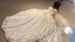Самое пышное свадебное платье для Супер Софи!!!
