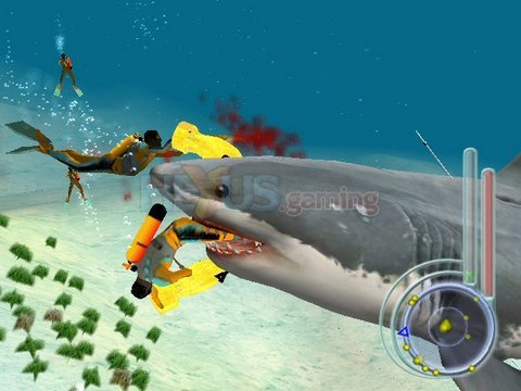 Les Dents de la Mer Xbox