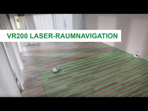 Navigation Vorwerk Saugroboter: Vorwerk Kobold