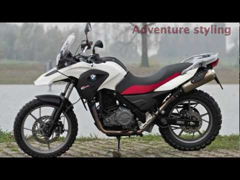 Test BMW G650GS