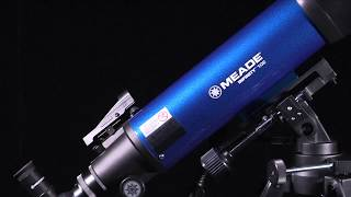 Meade Infinity 80 mm Altazimuth Refractor Telescope - 209004