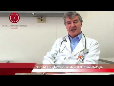 Sia per le articolazioni malate osteocondrosi