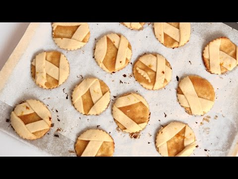 Homemade Apple Pie Cookies Recipe – Laura Vitale – Laura in the Kitchen Episode 835