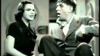 Judy Garland quick clip-Everybody Sing 4