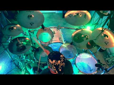 Blue On Black Five Finger Death Punch *HQ* Drum Cover - Gray Ghost Drum Covers