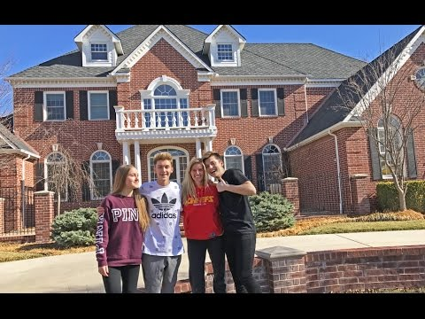 BUYING MY DREAM HOUSE AT 16 YEARS OLD! (FULL REVEAL)