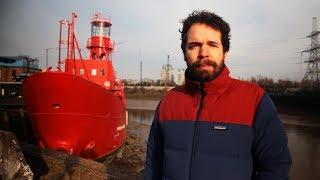 Big Ship Foam Mining - Renovating a Proper Boat