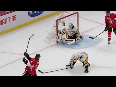 Ryan's power play goal helps Senators draw even in Game 6