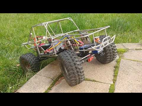 Surpass Hobby 10T 5 slot + Axial SCX10.2