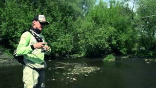 Поводок для ловли голавля на спиннинг