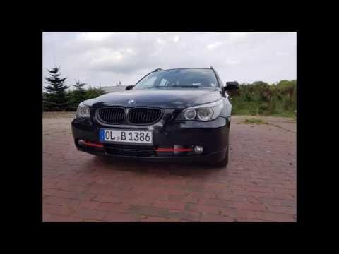 BMW E61 530d Abnehmbare Anhängerkupplung Nachrüsten