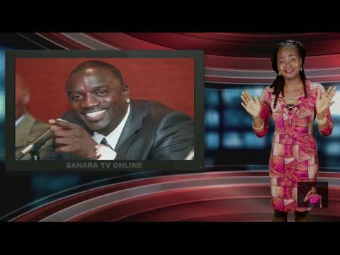 Akon Puts African Billionaires To Shame!